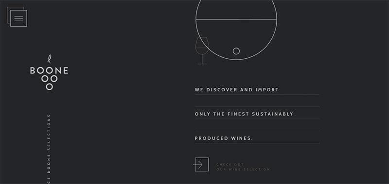 Bố cục mở, xu hướng thiết kế web