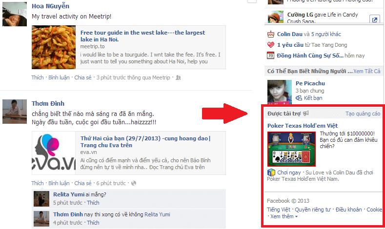 Hướng dẫn chạy quảng cáo facebook – tại sao phải mất tiền cho dịch vụ chạy quảng cáo facebook khác