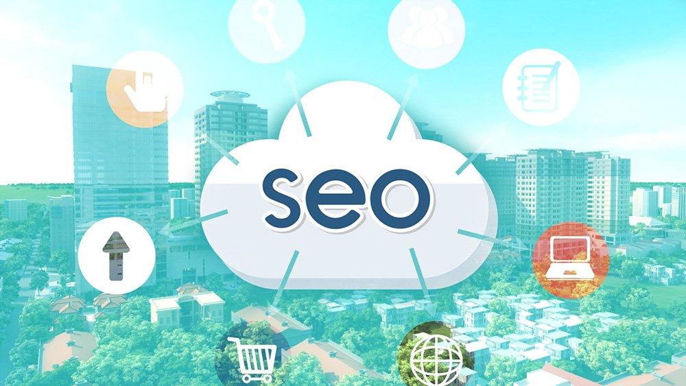 SEO cho website bất động sản