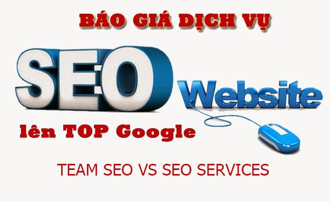 Chi phí SEO một website lên top