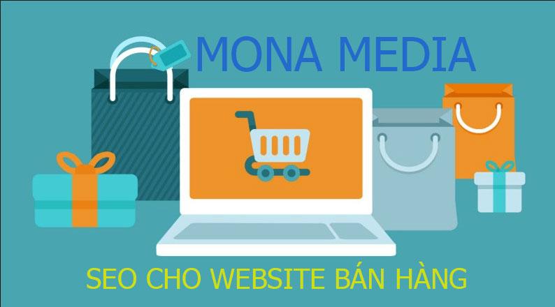 Dịch vụ SEO cho website bán hàng
