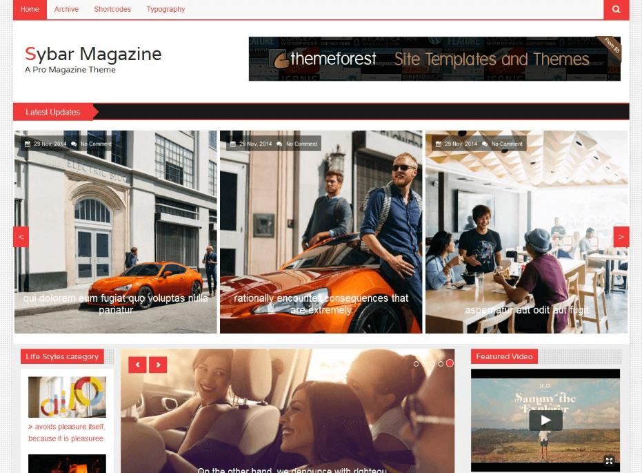Thiết kế website tạp chí ngày càng nở rộ