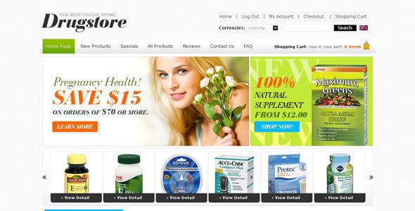 Mẫu website thực phẩm chức năng | Thiết kế website thực phẩm chức năng
