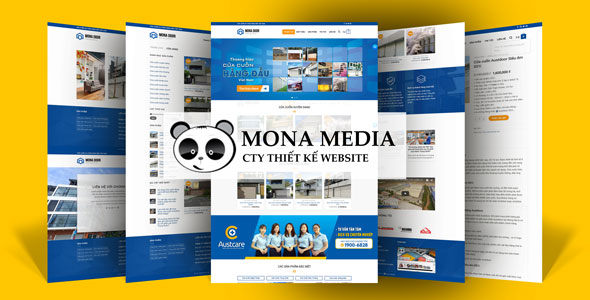 Mẫu website dụng cụ công nghiệp | Thiết kế website dụng cụ công nghiệp