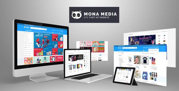 Mẫu website bán hàng gia dụng | Thiết kế website bán hàng gia dụng