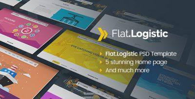 Flat Logistic