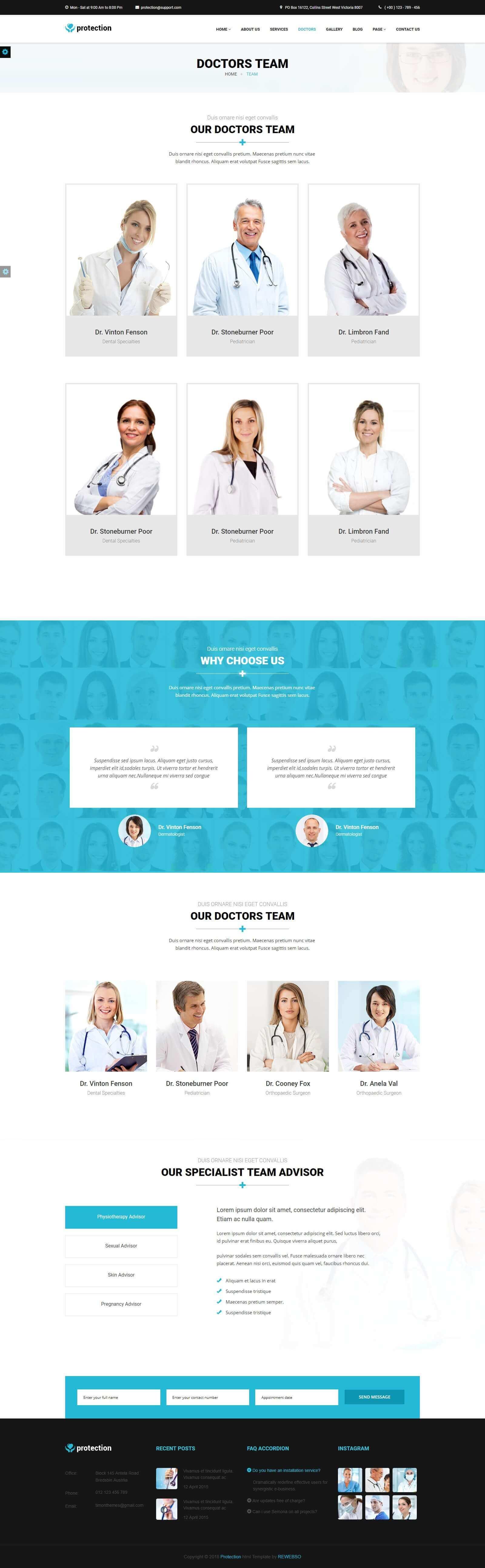 Vai trò của việc thiết kế website bệnh viện