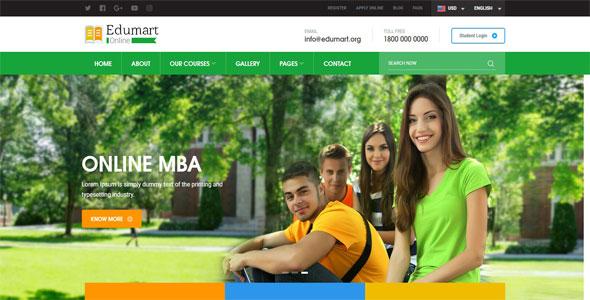 Mẫu website tư vấn du học | Thiết kế website tư vấn du học