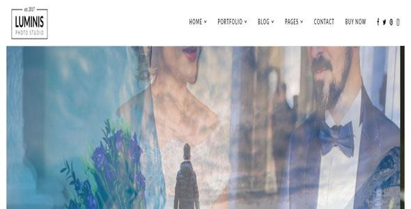 Mẫu website chụp ảnh cưới | Thiết kế website chụp ảnh cưới