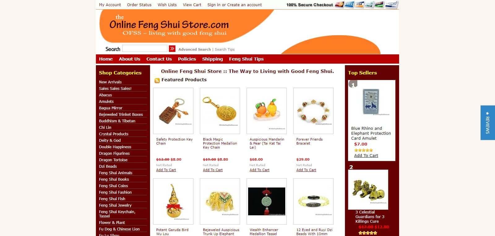 Kinh doanh hiệu quả hơn khi thiết kế website bán hàng phong thủy