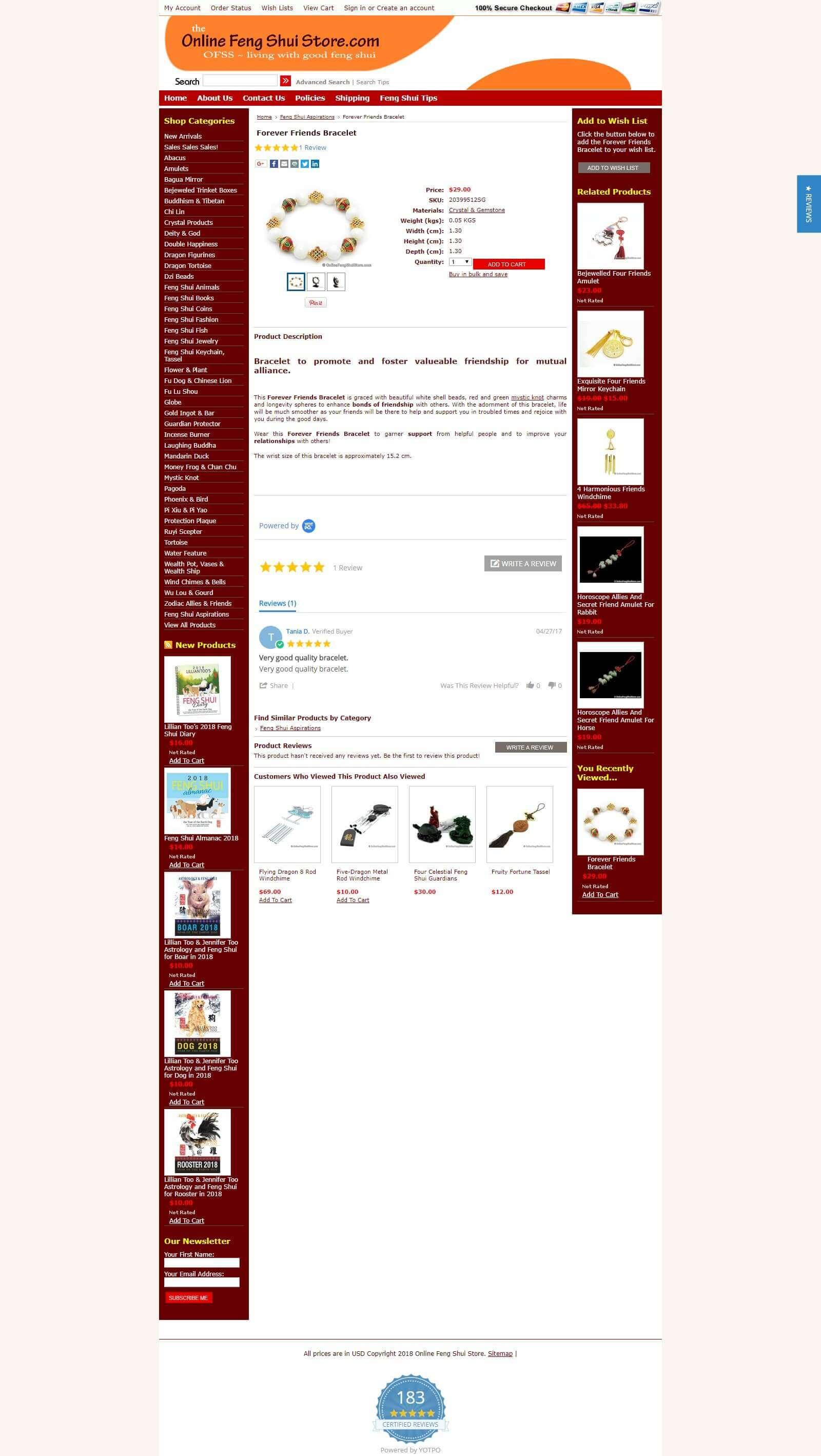 Ưu điểm khi sử dụng mẫu website bán hàng phong thủy tại Mona Media