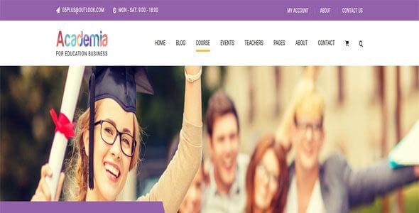 Mẫu website trung tâm anh văn | Thiết kế website trung tâm Anh Văn