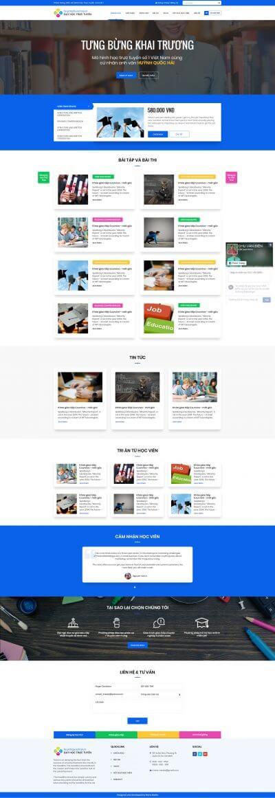 Huỳnh Quốc Hải – Học tiếng anh trực tuyến