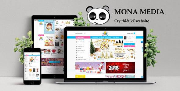 Mẫu website bán hàng đồ chơi trẻ em | Thiết kế website bán hàng đồ chơi trẻ em