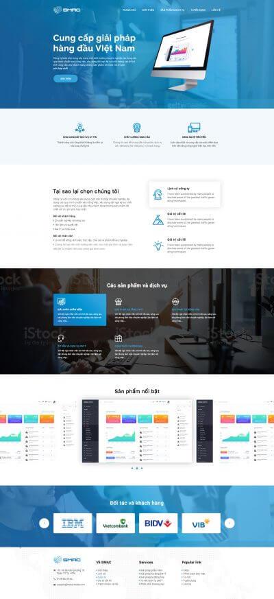 Smac - Công ty phần mềm
