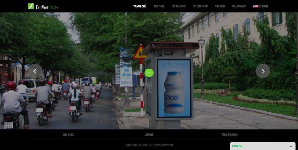 DatVietVAC - OOH - Hệ thống B2B đặt quảng cáo