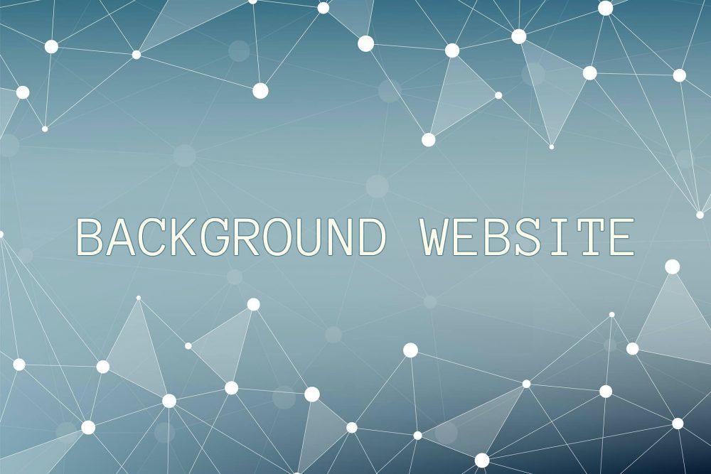 Gợi ý các lựa chọn làm background khi thiết kế website