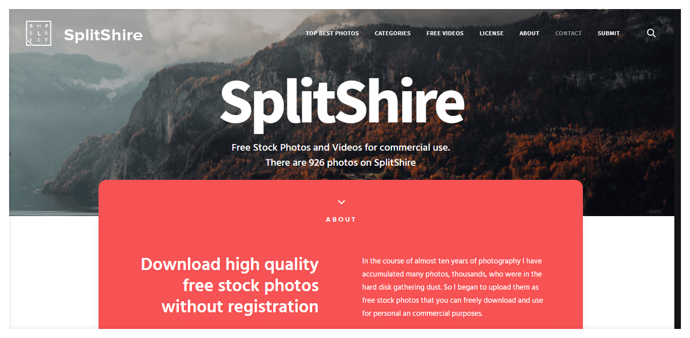 Stock footage free SplitShire