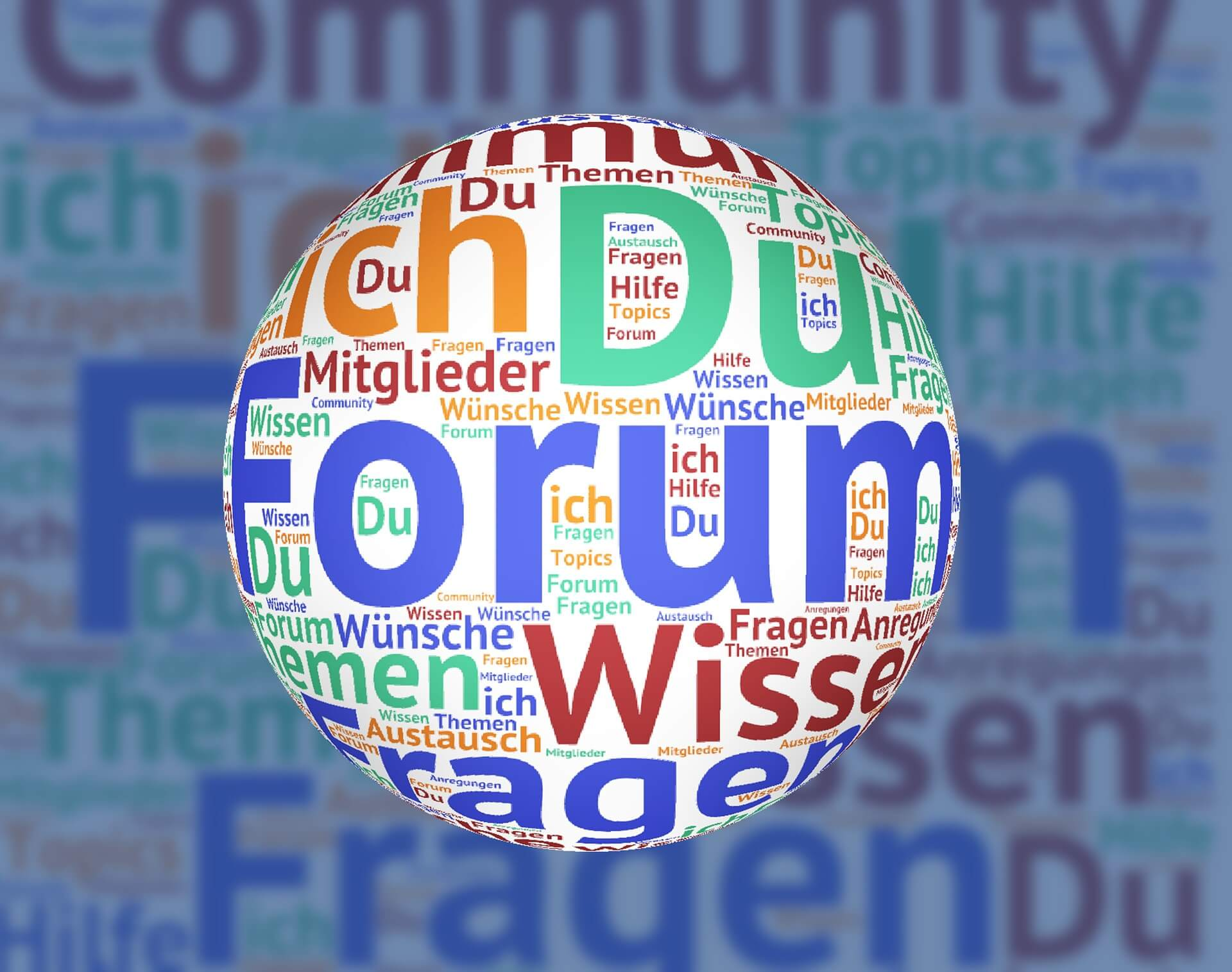 Website forum