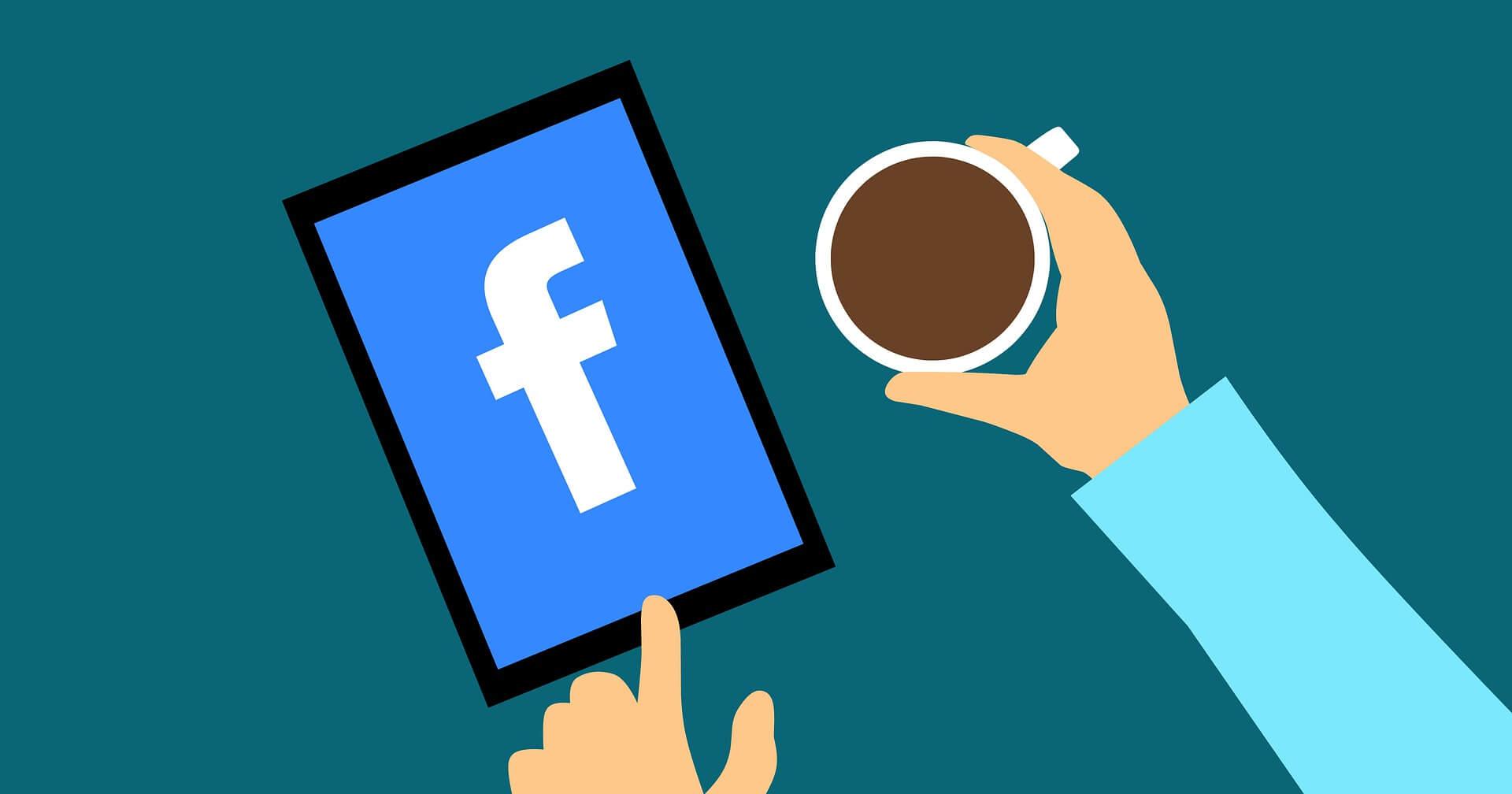 Website mạng xã hội Facebook