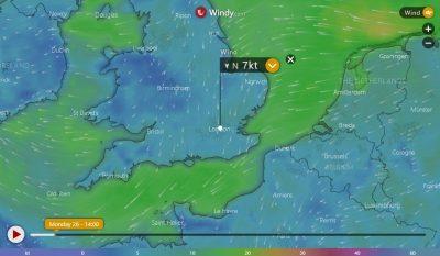 Mona windy map Embed – wordpress plugin