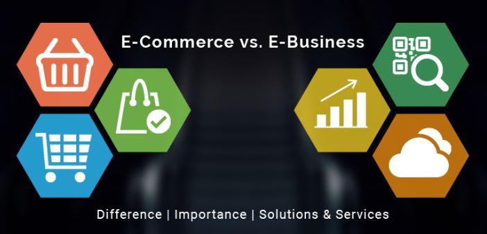 Vai trò của E-commerce và E-Business.
