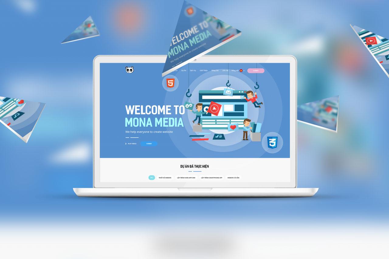 Sử dụng dịch vụ SEO chất lượng cung cấp bởi Mona Media