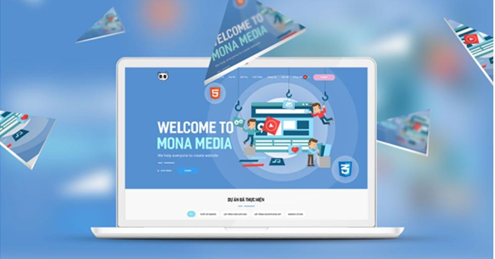 Công ty thiết kế website Mona Media luôn đảm bảo chuẩn SEO cho mọi trang web.