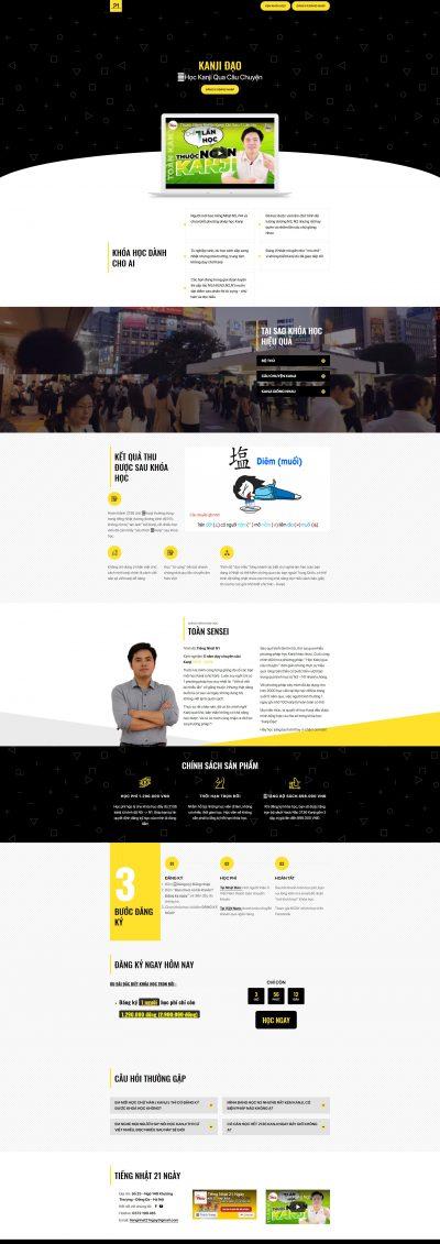kanjidao – học trực tuyến