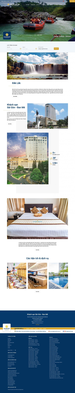 Khách sạn Sài Gòn – Ban Mê