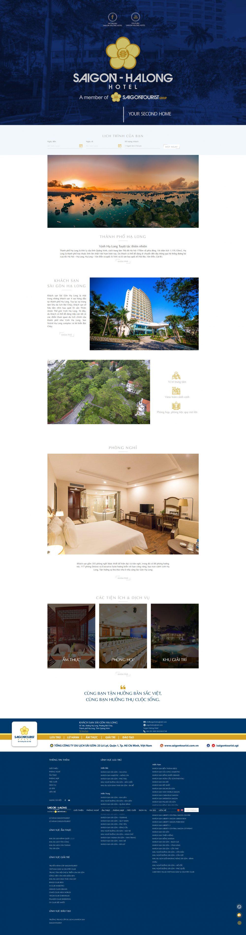 Khách sạn Sài Gòn – Hạ Long