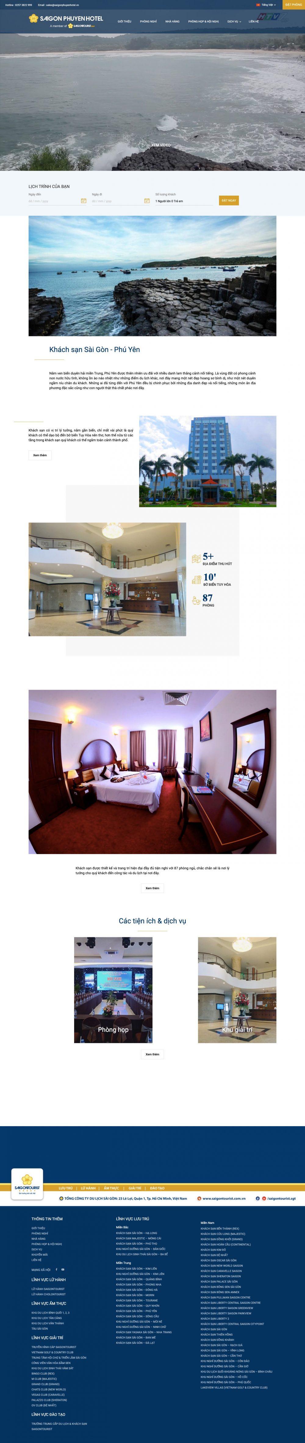 Khách sạn Sài Gòn – Phú Yên