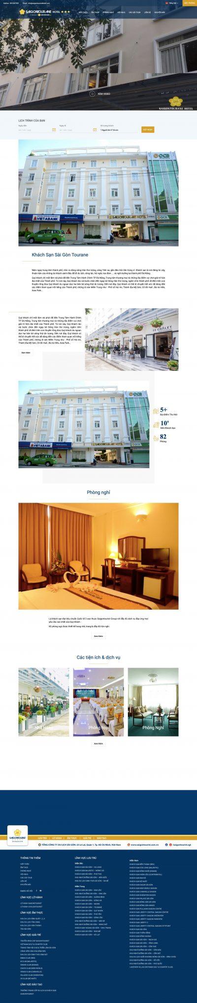 Khách sạn Sài Gòn – Tourane