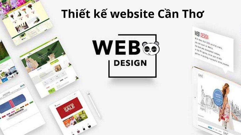 Thiết kế web Cần Thơ – Miền Tây chuyên nghiệp