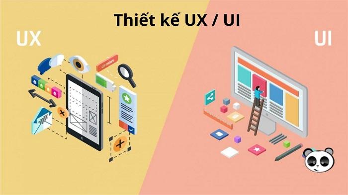 Thiết kế UX / UI