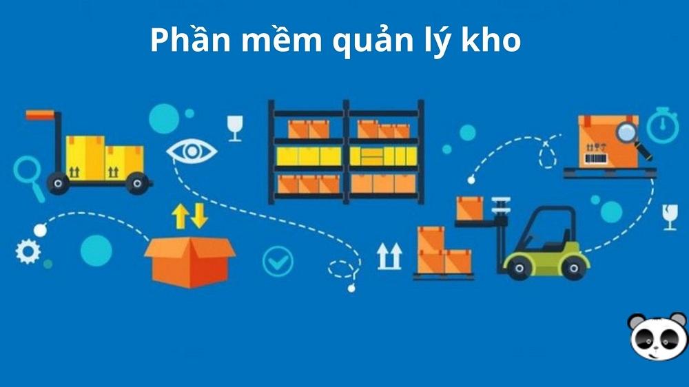 phần mềm quản lý kho cung cấp giải pháp quản lý cho doanh nghiệp