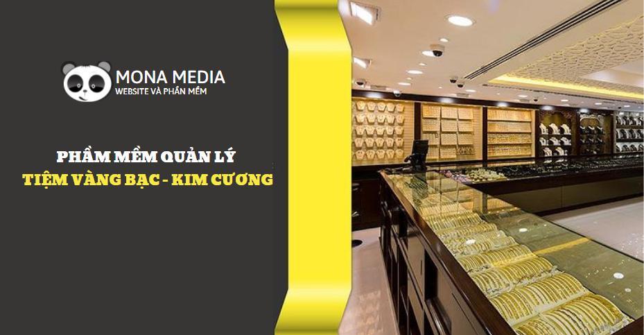 Phần mềm quản lý tiệm vàng bạc – kim cương – đá quý